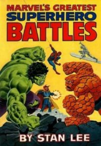 Marvels superhero battles