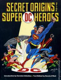 Secret Origins Of The DC Super Heroes