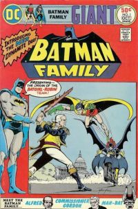 Batman Family 1