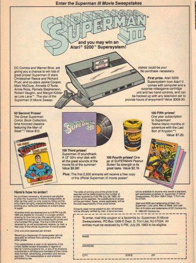 superman-iii-atari-5200-sweepstakes