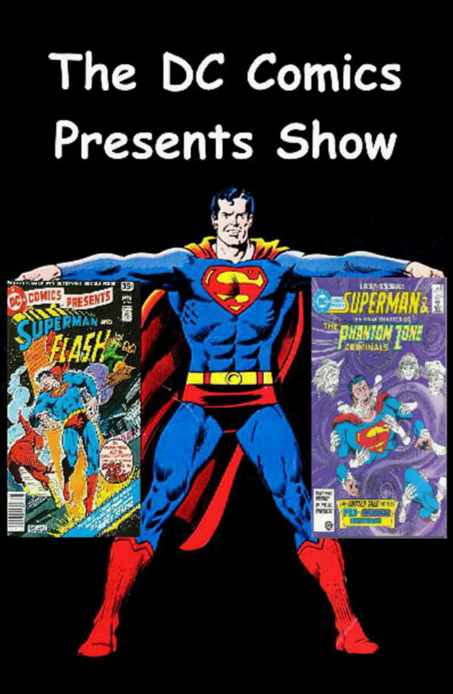 Russell Bragg's Comics & Superhero Podcasts