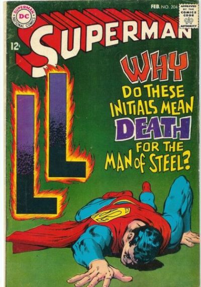 Superman 204
