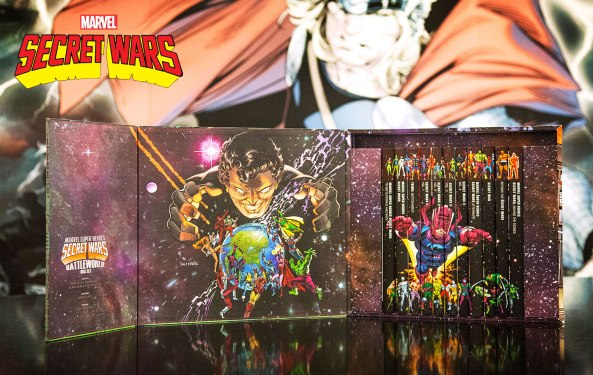 battleworld box set