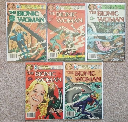 Bionic Woman Series