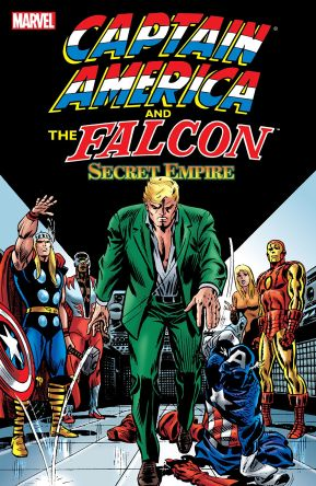 Cap Falcon Secret Empire