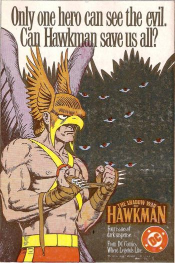 Hawkman - Shadow War