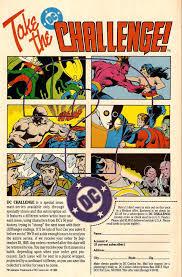 DC Challenge ad