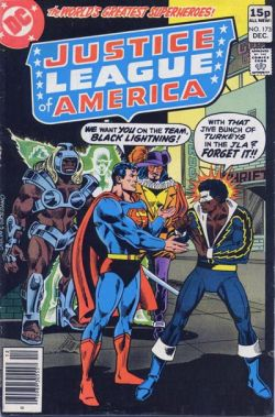 Justice League Of America 173
