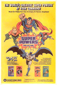 Super Powers Collection ad