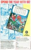 1986 DC Calendar
