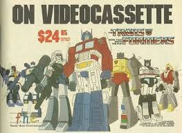 Transformers ad